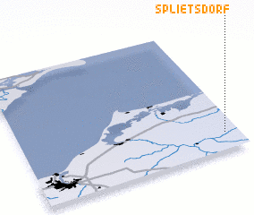 3d view of Splietsdorf