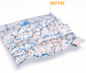 3d view of Gastag