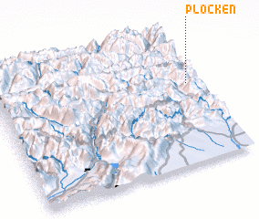 3d view of Plöcken