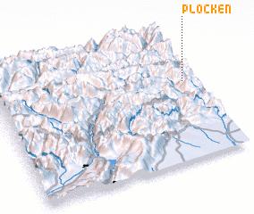 3d view of Plöcken