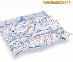 3d view of Niederarnsdorf