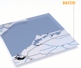 3d view of Bassin
