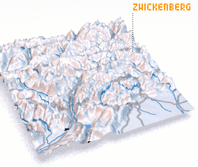 3d view of Zwickenberg
