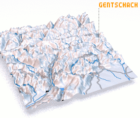 3d view of Gentschach