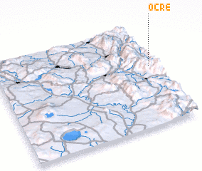 3d view of Ocre