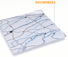 3d view of Reichenberg
