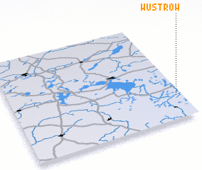 3d view of Wustrow