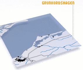 3d view of Grün Kordshagen