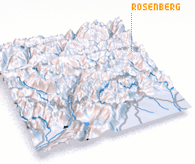 3d view of Rosenberg