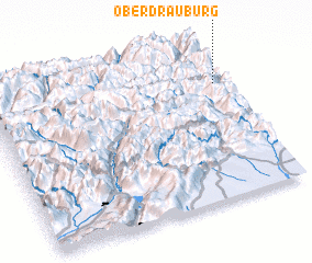 3d view of Oberdrauburg