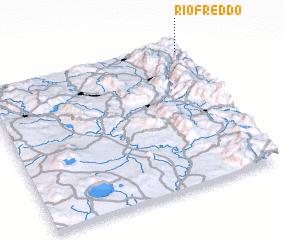 3d view of Riofreddo