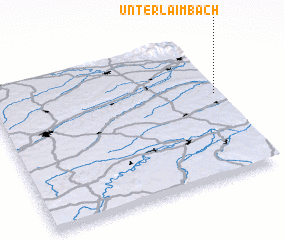 3d view of Unterlaimbach