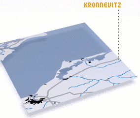 3d view of Krönnevitz