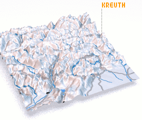 3d view of Kreuth