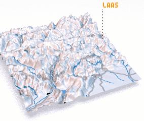 3d view of Laas
