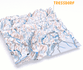 3d view of Tressdorf