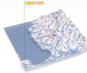 3d view of Cabatuan