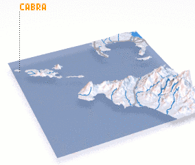 3d view of Cabra