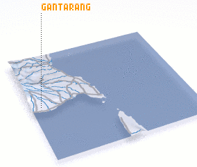 3d view of Gantarang