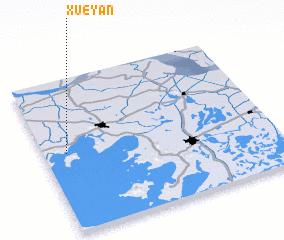3d view of Xueyan