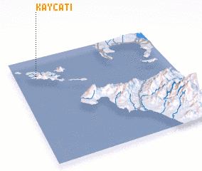3d view of Kay Cati