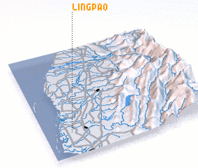 3d view of Ling-pao