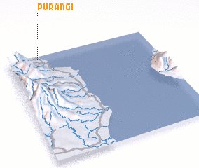 3d view of Purangi