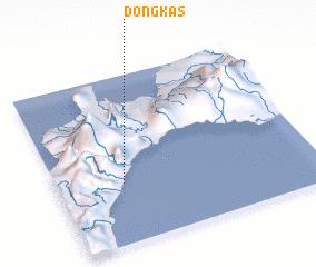 3d view of Dongkas