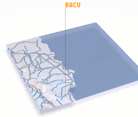 3d view of Bacu