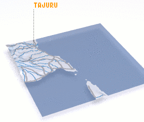 3d view of Tajuru