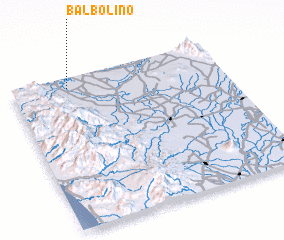 3d view of Balbolino