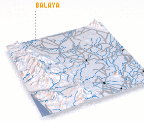 3d view of Balaya