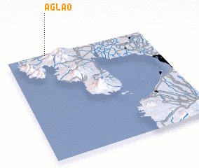 3d view of Aglao