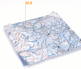 3d view of Olo