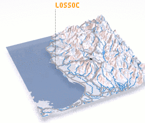 3d view of Lossoc