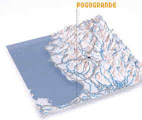 3d view of Pogo Grande