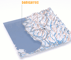 3d view of Darigayos