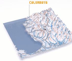 3d view of Calumbaya