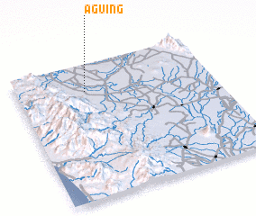 3d view of Aguing