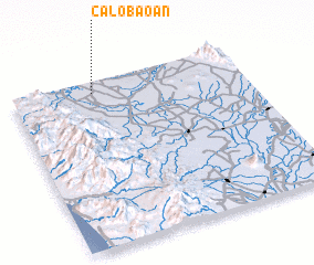 3d view of Calobaoan