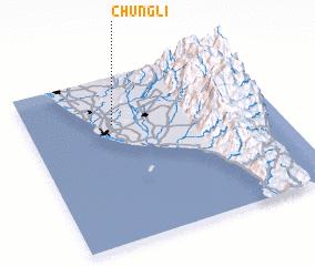 Chungli Taiwan map nonanet