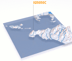 3d view of Ignonoc