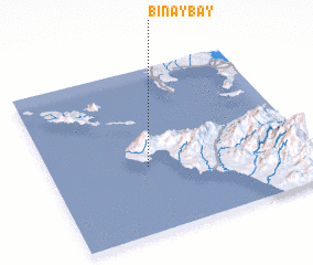 3d view of Binaybay