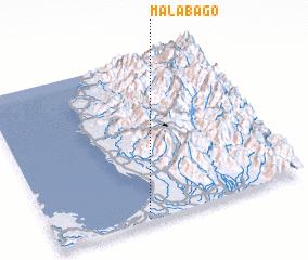 3d view of Malabago
