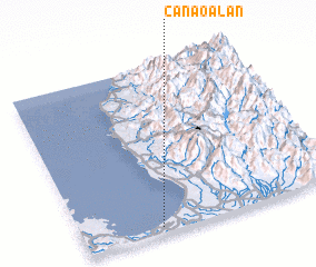 3d view of Canaoalan