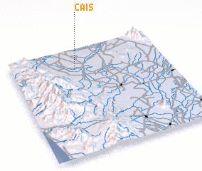 3d view of Cais