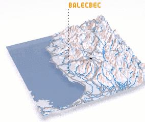 3d view of Balecbec