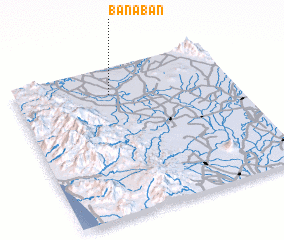 3d view of Banaban