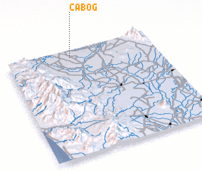 3d view of Cabog