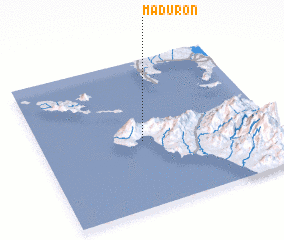 3d view of Maduron
